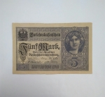 monedas del Mundo : Europa : Alemania :  1917 - 5 mark