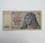 monedas del Mundo : Europa : Alemania :  1980 - 10 mark