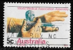 Sellos de Oceania - Australia -  Australia-cambio