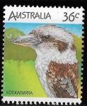 Stamps : Oceania : Australia :  Australia-cambio