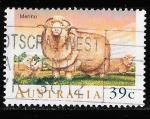 Stamps Australia -  Australia-cambio