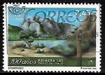 Sellos del Mundo : Europa : España :  100 ños primera ley parques nacionales