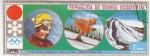 Stamps Equatorial Guinea -  OLIMPIADA SAPPOPO'72