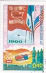 Stamps Equatorial Guinea -  OLIMPIADA INNSBRUCK`64