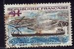 Sellos del Mundo : Europa : Francia : Esclusas