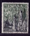 Sellos del Mundo : Europa : España : Cuevas del Drach