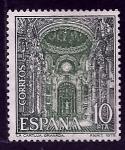 Stamps Spain -  La Cartuja (Granada)