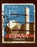 Sellos del Mundo : Europa : España : Construccion