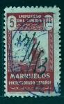 Stamps Morocco -  Herrero