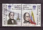 Sellos del Mundo : America : Venezuela : misión robinson