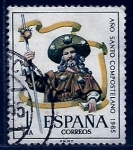Stamps of the world : Spain :  Año santo compostelano