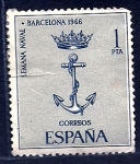 Sellos del Mundo : Europa : España : Semana Naval Barcelona