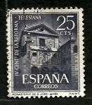 Sellos de Europa - España -  Monasterio de s. Jose (Avila)