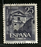 Sellos del Mundo : Europa : España : Monasterio de s. Jose (Avila)