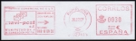 Stamps : Europe : Spain :  COL-FRANQUEO MECANIZADO-MAVI-POST S.L.