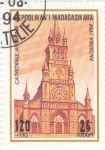 Stamps : Africa : Madagascar :  CATEDRAL DE ANTSIRABE-MADAGASCAR