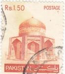 Sellos de Asia - Pakistán -  MAUSOLEO