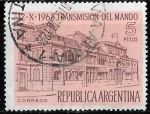Stamps Argentina -  Argentina-cambio