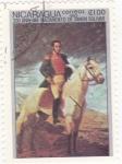 Stamps : America : Nicaragua :  200 aniversario nacimiento Simón Bolívar