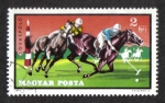Stamps of the world : Hungary :  Equitación