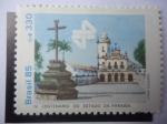 Stamps Brazil -  IV Centenario  del Estado de Paraiba - 400 años del Estado Federal de Paraiba