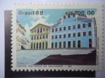 Sellos de America - Brasil -  centro Histórico de Salvador - BA - Exhibición Estampillas Luprabex