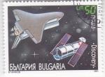 Sellos del Mundo : Europa : Bulgaria : AERONAUTICA- Discovery