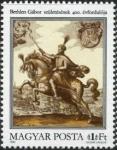 Stamps : Europe : Hungary :  Gábor Bethlen