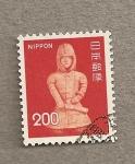 Sellos de Asia - Japón -  Escultura
