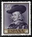 sello : Europa : España : Pedro Pablo Rubens -