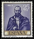 sello : Europa : España : José Ribera