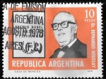 Stamps of the world : Argentina :  Argentina-cambio