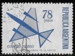 Stamps America - Argentina -  Argentina-cambio