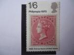 Sellos de Europa - Reino Unido -  Philympia 70- Stamp Exhibition)