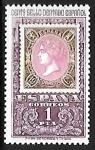 Stamps Europe - Spain -  Centenario del sello dentado -