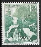 Stamps America - United States -  Valle Bohi (Lérida)