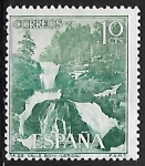 Stamps Spain -  Valle Bohi (Lérida)