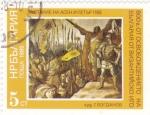 Stamps : Europe : Bulgaria :  800 aniversario...