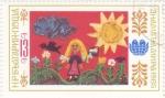 Sellos de Europa - Bulgaria -  Dibujos infantiles