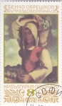 Stamps Europe - Bulgaria -  pintura- vendimiadora