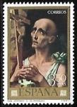 de Europa - España -  Dia del sello -  Luis de Morales