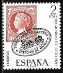 de America - Estados Unidos -  Dia mundial del sello