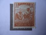 Stamps : Europe : Hungary :  Cegador -. Agricultura