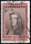 Stamps : America : Argentina :  Argentina-cambio