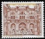 Stamps Spain -  Catedral de Málaga