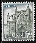 Sellos de Europa - España -  Sta. María de la Asunción - Lequeitio
