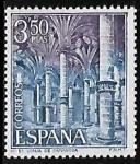 Stamps of the world : Spain :  Lonja de Zaragoza