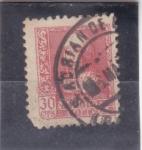 Stamps : Europe : Spain :  Isabel la católica (34)