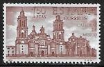 de Europa - España -  Catedral de Méjico