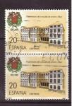 Stamps Spain -  75 aniv. escuela de armería- eibar